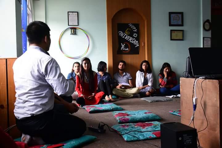 YSP-Nepal organized final preparation meeting